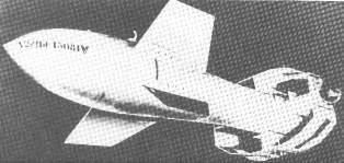 Les armes secrètes nazies Fx1400