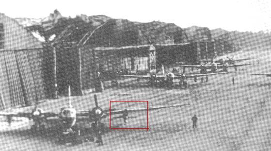 Les armes secrètes nazies He177Hs293
