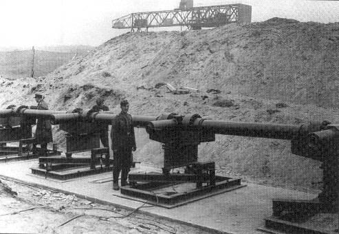 Les armes secrètes nazies V3