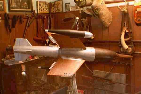 Les armes secrètes nazies X4actuel