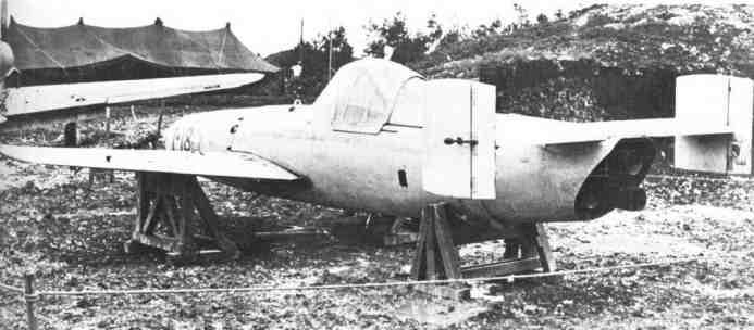 Les armes secrètes nazies Baka