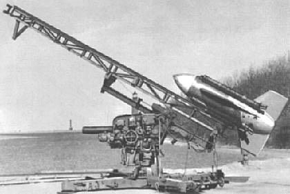 Les armes secrètes nazies Enzian