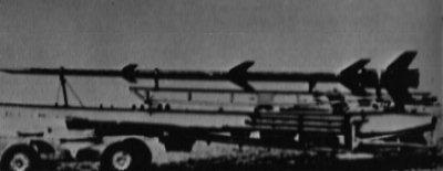 Les armes secrètes nazies Rheinbote