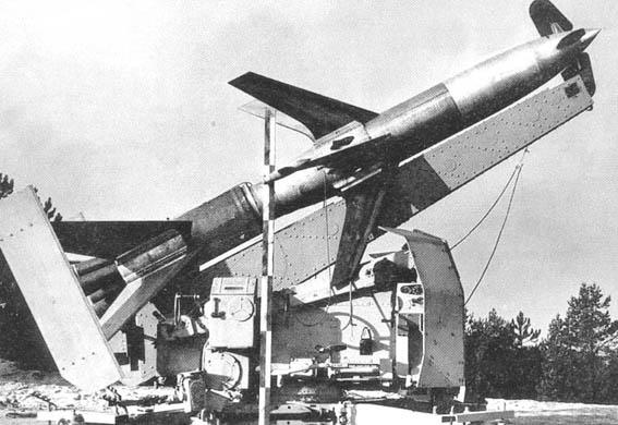Les armes secrètes nazies Rheinto