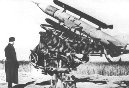 Les armes secrètes nazies Schmett